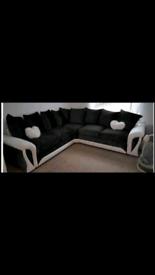 Brand new 5 seater dual arm corner sofa High quality shannon