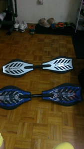 Ripstick or ripstik for sale 40$ for both