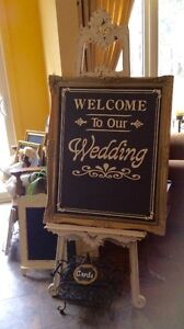 Romantic Rustic Bridal shower and Wedding Decor London Ontario image 3