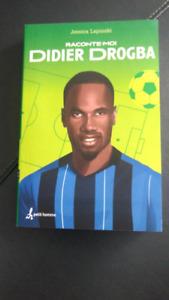 Livre Didier Drogba