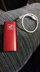 Powerology android rechargeable battery