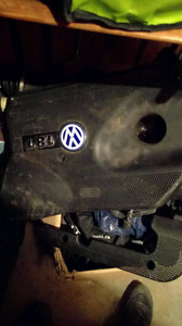 VW GOLF/JETTA  MK IV/4  1.8T ENGINE COVER COMPLETE!!!!
