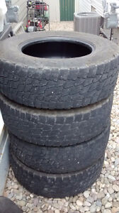 LT 275/70R18 Nitto Terra Grappers All Terain Load rang E 10 Ply