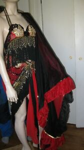 costume for belly dancing West Island Greater Montréal image 1