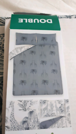 New double bed duvet cover