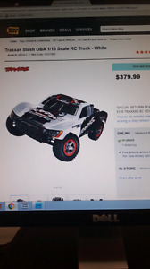 Traxxas slash 2wd with oba