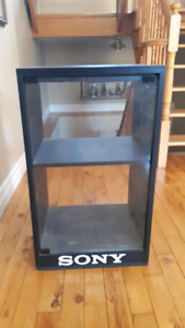 Sony stereo cabinet