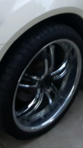 22s fit 300c new rubber