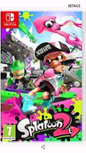 Looking to purchase a copy of Splatoon 2