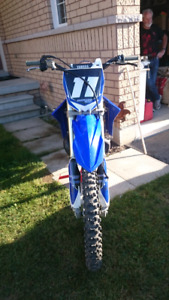 2013 YZ250 CLEAN $4900OR TRADE FOR 2010 OR NEWER YZ125 +$