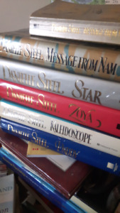 Danielle Steel hardcover books