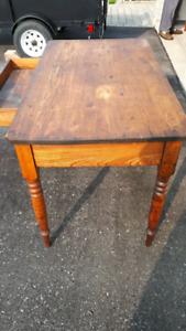 Antique desk / table