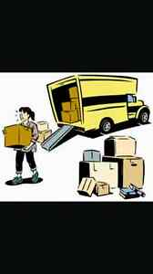 L.F moving,courier and delivery
