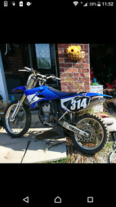 2004 yz250f jetted