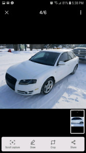 Trade for hot tub. 2006 audi a4