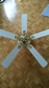 Hampton bay AC 552 ceiling fan