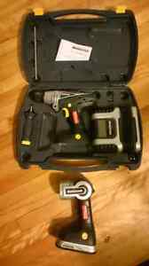 "Mastercraft 18V 1/2"" Cordless Drill and Led Torch Amherst"