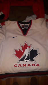 Team Canada hockey jerseys