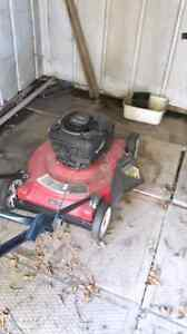 Murray Select gas lawnmower to trade  Kitchener / Waterloo Kitchener Area image 1