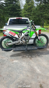 2011 kx250f fuel Injected Reduced to 3500