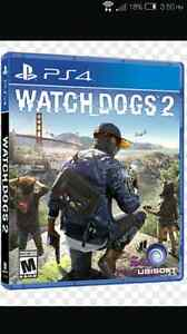 WATCH DOGS 2 & UNCHARTED 4