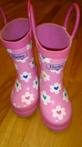 Hatley children's rubber boots