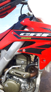 2004 CRF 250R Mint Condition