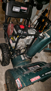 2014 Craftsman Snowblower 24""