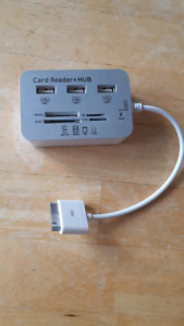 card reader and hub