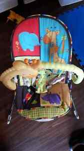 Fisher price bouncy chair Cambridge Kitchener Area image 3