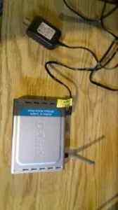 D-link wireless access point