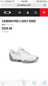 Worn once Golf Shoes (REDUCED PRICE!!) Sarnia Sarnia Area image 1