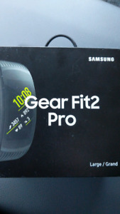 Samsung Gear Fit2 Pro-Large
