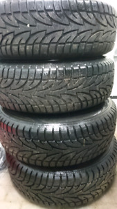 Jeep snow wheels and tires