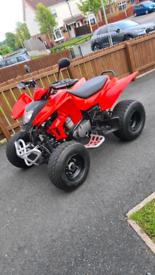 CPI XS 250 QUAD ATV