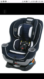 Graco extend to fit . New carseat. In box. Never used
