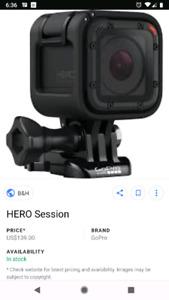 GOPRO Hero Session 3rd Model