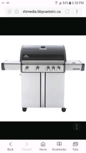 looking for natural gas bbq