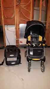 Even Flo Stroller and Seat Bases Windsor Region Ontario image 1