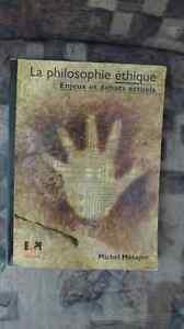 La philosophie éthique: Enjeux et débats actuels Michel Métayer