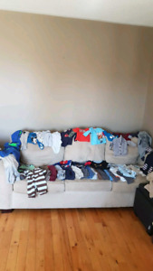 0-3/3 month boy clothes
