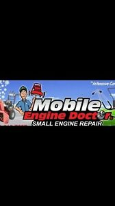 I come to you lawnmower repairs and lawn tractor tune ups.