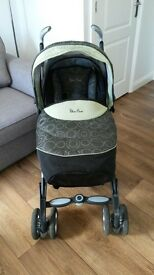 Silver cross full travel system