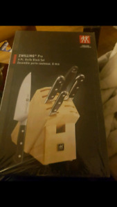 Top of the line zwilling knife set