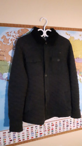 Billabong Light Quilted Jacket Size S