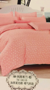 Brand new high quality bedding on clearance!