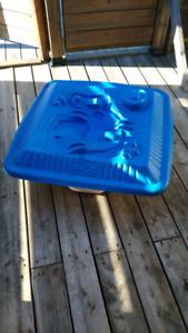 Petite piscine ou bac à sable