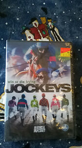 JOCKEYS DVD NEW NEVER OPENED