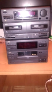 90s JVC Speakers 50w each / Pick-up Only