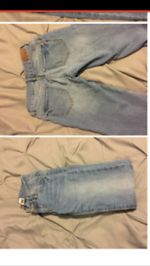 Garage size 00 jeans (excellent condition)